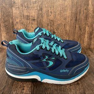 Gravity Defyer Ion Gdefy Comfort Walking Shoes